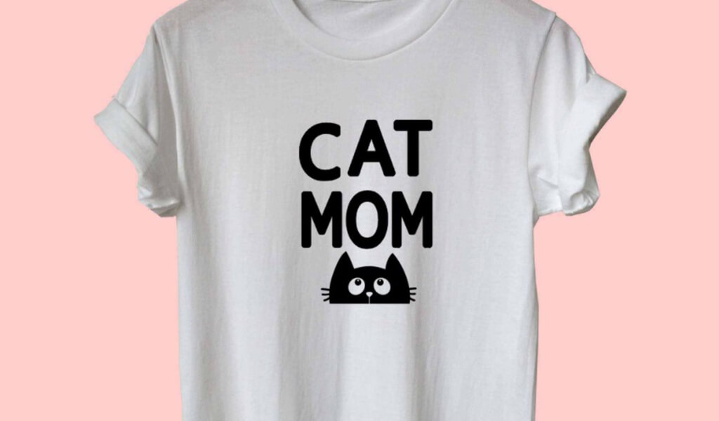 Cat mom T shirts Thumbnails