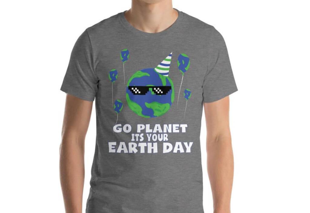 Earth Day T Shirts Thumbnails