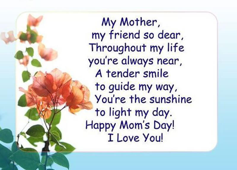 Happy Mother's Day Message - 2