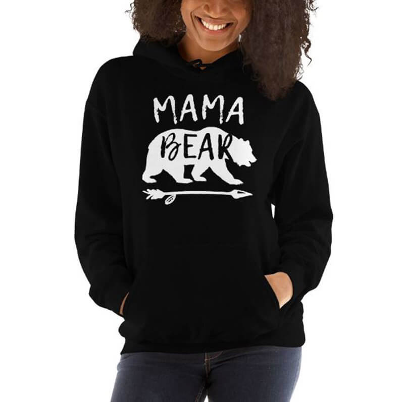 Mom Shirt Mama Bear