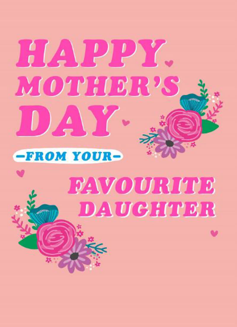 Mother's Day Images For Daughter - 3