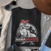 Mamasaurus T rex Dinosaur Funny Mama Saurus Family Matching T-Shirts