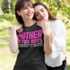 Cute Mother Of Two Boys T-Shirts