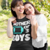 Gift For Best Mother Of Three Boys T-Shirts