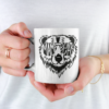 Mama Bear, Gift For Mothers Day White Mug