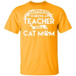 Teacher Cat Mom Merch Awesome Great Teachers T-Shirts 16 of Sapelle