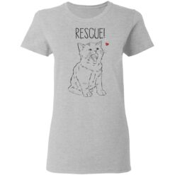 Rescue Cat Animal Rescue Cute Kitten Foster Pet Cat Mom T-Shirts 33 of Sapelle