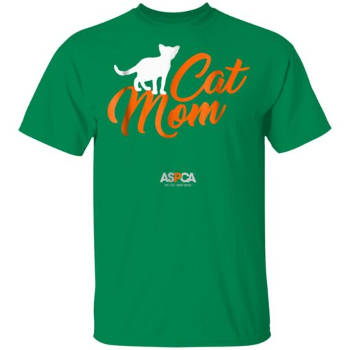 ASPCA Cat Mom, Gift For Cat Mom Mothers Day T-Shirts 6 of Sapelle