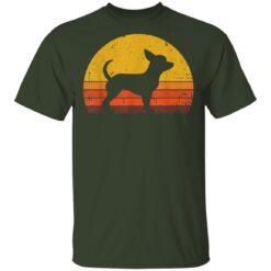 Retro Chihuahua Dog Mom Dog Dad Gift Vintage Chihuahua T-Shirts 12 of Sapelle
