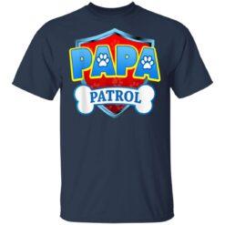 Funny Papa Patrol Dog Mom Dad T-Shirts 18 of Sapelle