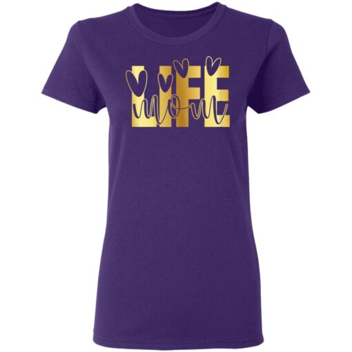 Mom Mama Gigi Grandmother Happy Mothers Day T-Shirts 9 of Sapelle