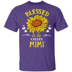 Blessed To Be Called Mimi T-Shirts 16 of Sapelle