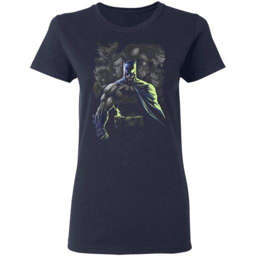 Batman Villains Unleashed T-Shirts 10 of Sapelle
