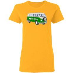 Nirvana VanLife Van Bus T-Shirts 31 of Sapelle