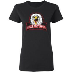 Cobra Kai Eagle Fang Logo T-Shirts 27 of Sapelle