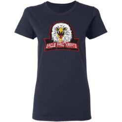 Cobra Kai Eagle Fang Logo T-Shirts 35 of Sapelle