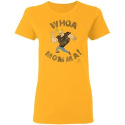 Johnny Bravo Whoa Momma T-Shirts 25 of Sapelle
