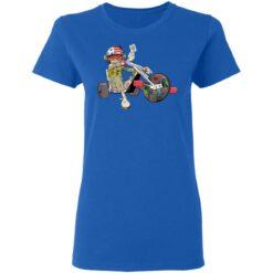 Gorillaz Noodles Trike T-Shirts 39 of Sapelle