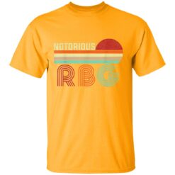 Vintage Notorious RBG Ruth Bader Ginsburg T-Shirts 17 of Sapelle
