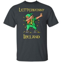 Funny Dabbing Letterkenny Leprechaun For Irish Fans T-Shirts 13 of Sapelle