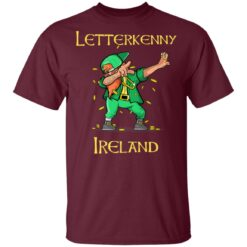 Funny Dabbing Letterkenny Leprechaun For Irish Fans T-Shirts 15 of Sapelle