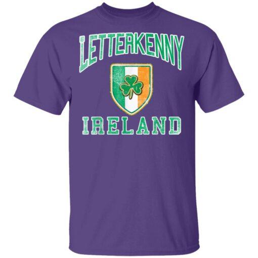 Letterkenny Ireland Distressed Irish T-Shirts 6 of Sapelle