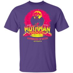 Mothman Harbinger Of Doom Funny Cryptid Gift T-Shirts 19 of Sapelle