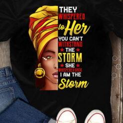 Afro T Shirt