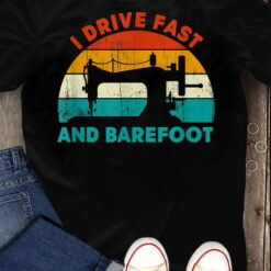 Barefoot T Shirt