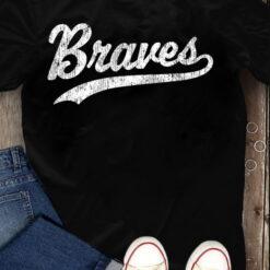 Braves T Shirt