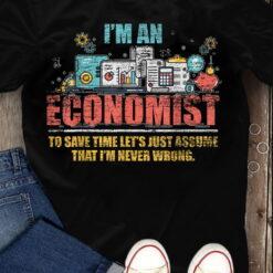 Economics T Shirt