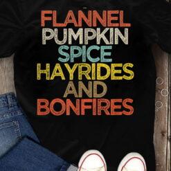 Flannel T Shirt