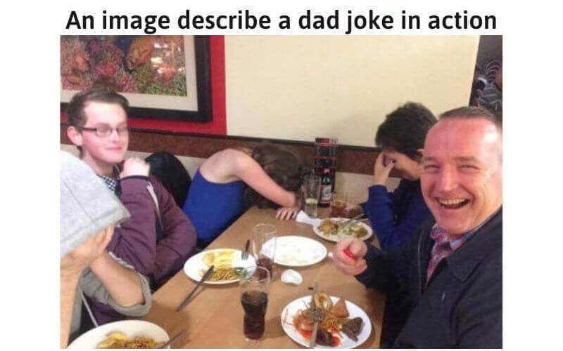 Happy Father's Day Meme - Father Joke In Action