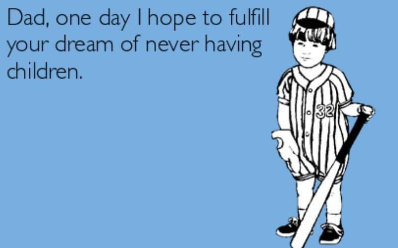 Happy Father's Day Meme - Fulfill Dad Dream