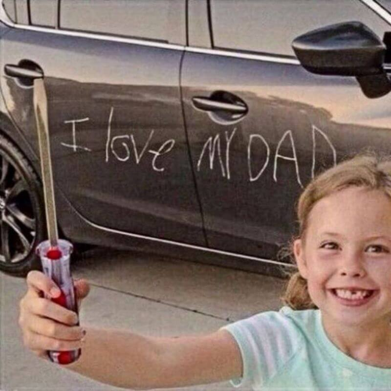 Happy Father's Day Meme - I Love My Dad