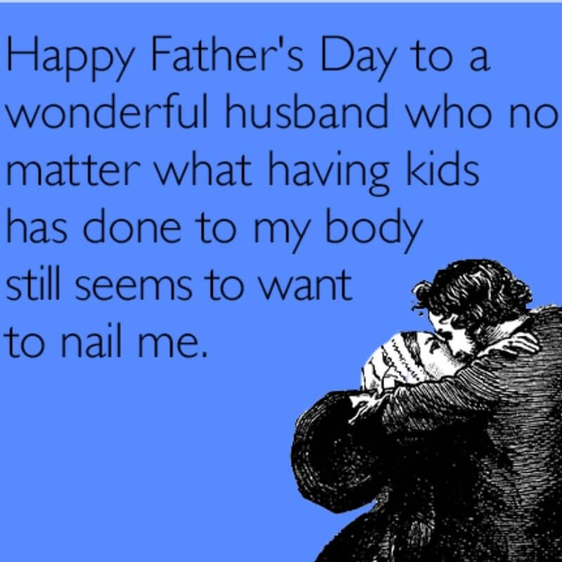Happy Father's Day Meme - To A Wonderful Husband