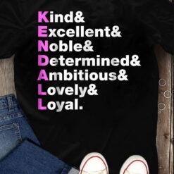 Kendall T Shirt