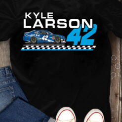 Kyle Larson T Shirt