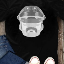 Leather T Shirt