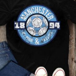 Manchester City T Shirt