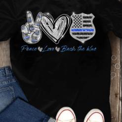 Police T Shirt