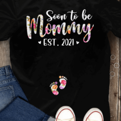 Pregnancy Announcement T Shirt