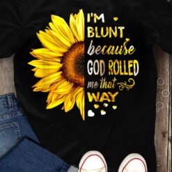 Rolled T Shirt