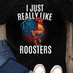 Roosters T Shirt