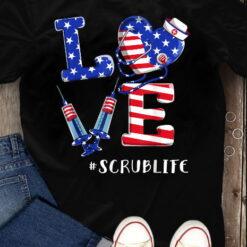 Scrub T Shirt