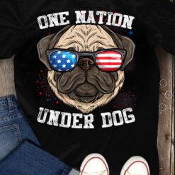 Under Dog T Shirt