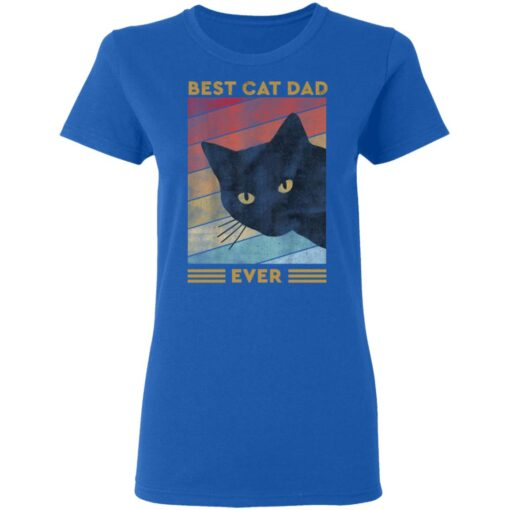Best Cat Dad Gifts 2021 Cat Dad T-Shirt 14 of Sapelle