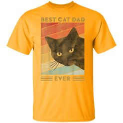 Best Cat Dad Gifts 2021 Cat Dad T-Shirt 17 of Sapelle