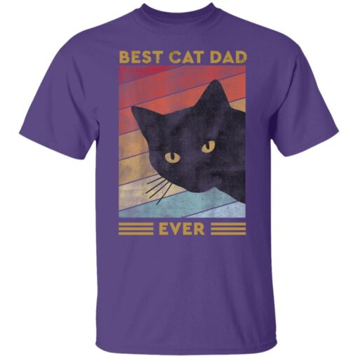 Best Cat Dad Gifts 2021 Cat Dad T-Shirt 6 of Sapelle