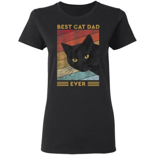 Best Cat Dad Gifts 2021 Cat Dad T-Shirt 8 of Sapelle